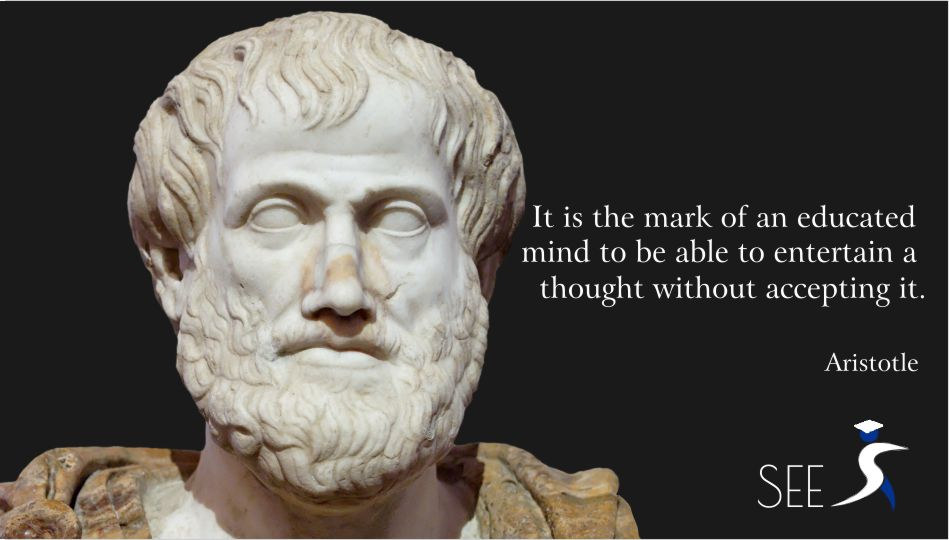 education quote aristotle