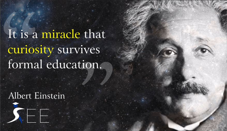 education quote einstein