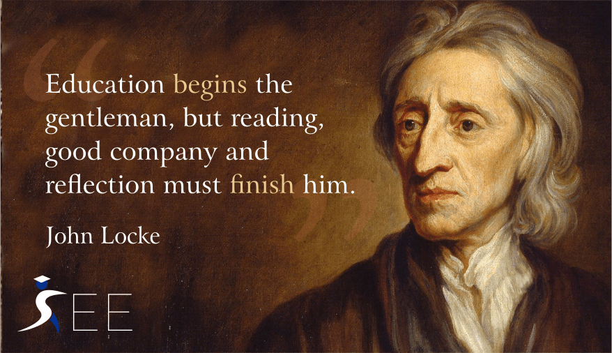 education quote locke