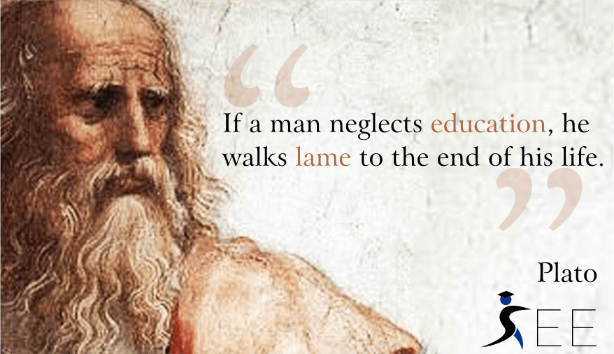education quote plato