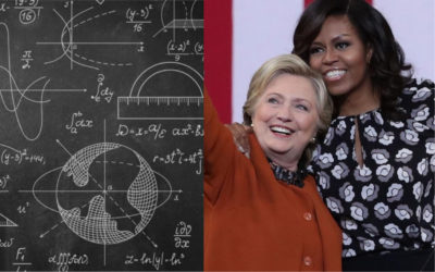 Penn State Math Course Covers 'Strong Character' of Hillary Clinton, Michelle Obama