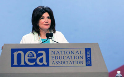 The National Education Association's OUTRAGEOUS Agenda